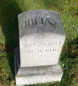 Julia A <i>Preston</i> Shepardson