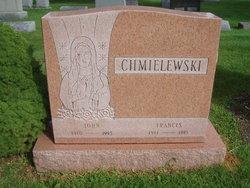 Frances <i>Kwiatkowski</i> Chmielewski