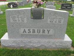 Elizabeth <i>Brice</i> Asbury