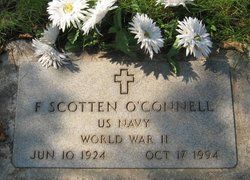 F Scotten O'Connell