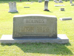 Sallie Ruth <i>Spears</i> Bounds