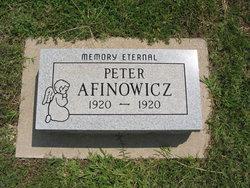 Peter Afinowicz
