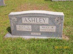 Alice S <i>Stephens</i> Ashley