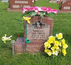 Shirley Glenn VanTress