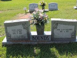 Ruby Jean <i>Galloway</i> Bounds