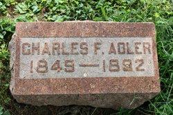 Charles F. Adler