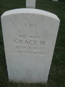 Grace <i>Norvell</i> Stinson