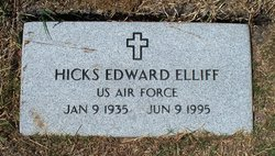Hicks Edward Elliff, Sr