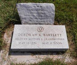 Deborah K. <i>Larson</i> Bartlett