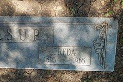 Alice Alfreda Freda <i>Graves</i> Alsup