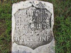Amos James Clark