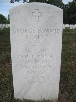 George Edward Pickett, Sr