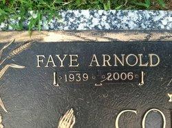 Faye <i>Arnold</i> Collins