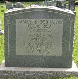Georgia Alma <i>Mordecai</i> Robinson