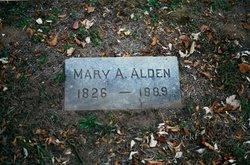 Mary Adeline <i>Baker</i> Alden