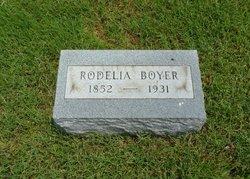 Rodelia <i>Wayland</i> Boyer
