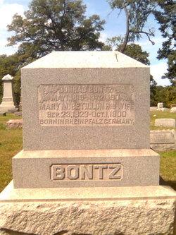 Mary M <i>Betillon</i> Bontz
