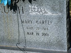 Mary Cornelius <i>Harper</i> Baugh