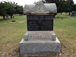 Mary <i>Loudermilk</i> Freeman