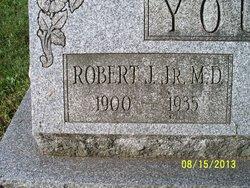 Dr Robert J. Young, Jr