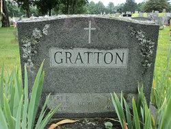 Vera Mae <i>Cook</i> Gratton