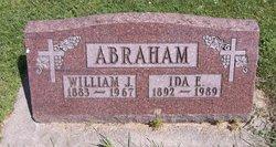 Ida E. <i>Marx</i> Abraham
