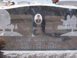 Donnie Lavon Addy