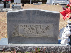 Parks Levester Addy