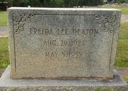 Freida Lee Deaton