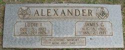 Ludie I Alexander