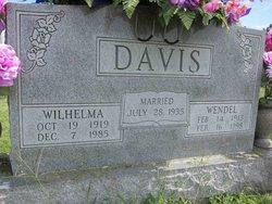 Wendel Davis