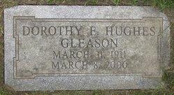 Dorothy H Gleason