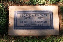 George A Kingman