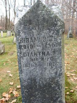 Hiram Bates