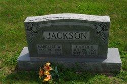 Margaret Emma <i>Wassom</i> Jackson