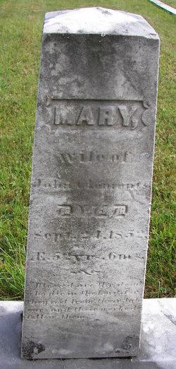 Mary <i>Gerrish</i> Clements