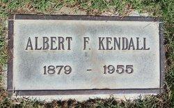 Albert Francis Kendall