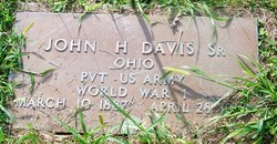 John Hampton Davis, III