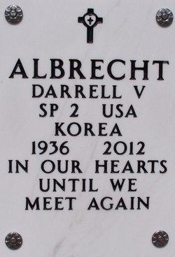 Darrell Van Albrecht