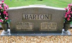 Johnnie Mae <i>Muse</i> Barton