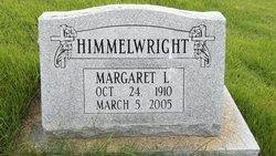 Margaret L Himmelwright
