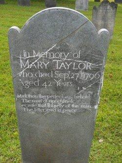 Mary <i>Taylor</i> Reid