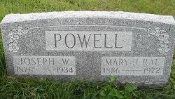 Mary Jane <i>Spiker</i> Powell