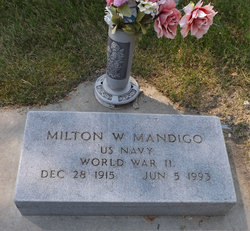 Milton Wesley Mandigo