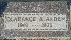 Clarence A. Alden