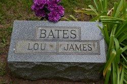 Eva Louvina Lou <i>McCarty</i> Bates