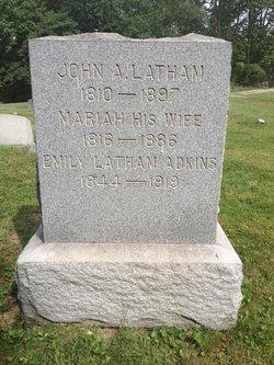 Emily H. <i>Latham</i> Adkins