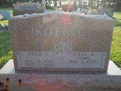 Fred Steven Koenig