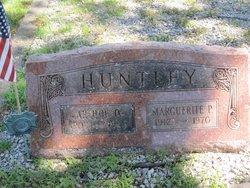 Marguerite Pearl <i>Smith</i> Huntley
