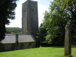 Lanivet Churchyard